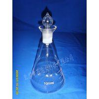 中西 石英氧气燃烧瓶(1000ML)库号:M405956 型号:PT03-1000ML