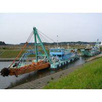绞吸式挖泥船价格 环保挖泥船 河道清淤船