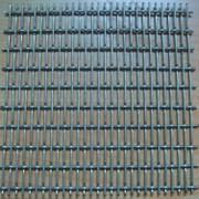 猪圈脚踏网 黑钢丝轧花网 安平养猪铁丝网多少钱