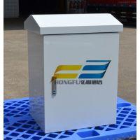 抱杆式监控设备箱空箱价格介绍