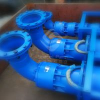 现货供应一体铸造铸铁深井潜水泵