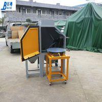 厦门模具专用喷砂机厂家 厦门9080转盘式模具手动喷砂机价格