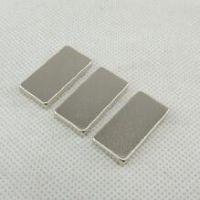 稀土永磁王 强磁 钕铁硼强力磁铁 吸铁石 N35 方形F20x20x10mm
