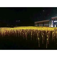 厂家直销麦穗灯-玫瑰花亮化 郁金香玫瑰花 麦穗灯灯光展出租出售让城市美丽起来
