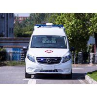 厂家直销奔驰新威霆国五监护型救护车