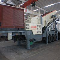 现货供应可移动破碎生产线 环保型选矿必备破碎站 建筑垃圾破碎站