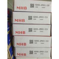 深沟球轴承 德富贝精工 MHB 加拿大进口轴承 6205-2Z/2RS1