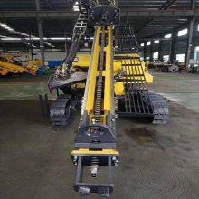 钦州中拓HC726A履带式潜孔钻车 全新包装建筑机械