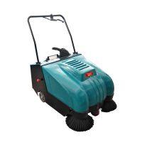 威德尔手推式电动扫地机|上海物业小区充电式扫地机厂家CS-800