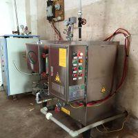 广州市豆腐厂加工48kw电热蒸汽发生器 生活锅炉