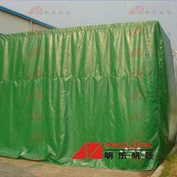 防水遮阳篷布批发 盖货阻燃帆布加工 篷布规格订做