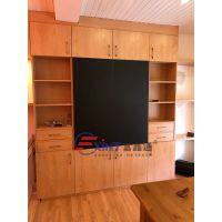 肇庆90*120黑框7河源单面磁性黑板7办公挂式家用写字板