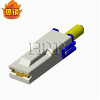 RAST 5.0系列连接器 刺破端子接插件 应用家电 UL认证M25001