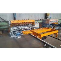 桥梁专用钢筋网排焊机特点
