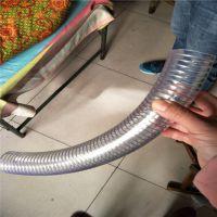 批发供应优质PVC软管 PVC透明钢丝软管