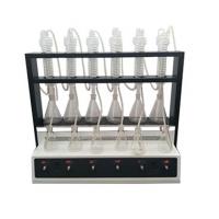 聚同简易型一体化蒸馏JTZL-6C挥发酚蒸馏器现货可发