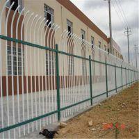 九州,工厂定制大连单项弯头式围墙栅栏 镀锌钢管材质