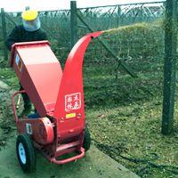 园友机械 多功能木材粉碎机 大型电动碎枝机杰辰园林树枝粉粉碎80mm树枝