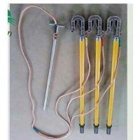 翼淼牌 裸铜线材质 配电室专用高压接地线 金淼电力生产