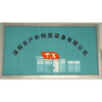 47寸透明广告机外壳设计加工透明展示柜定制精密钣金加工设计深圳工厂