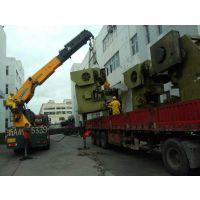 青岛明通折臂吊起重吊装、设备搬移就位、设备安装、工厂搬迁、定做木箱包装等