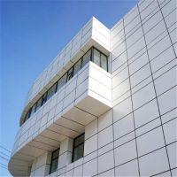 铝单板门头 天花冲孔镂空雕花铝单板幕墙