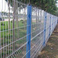 厂家供应1.5*3米桃型柱护栏网 高速专用声屏障 车间隔离栅