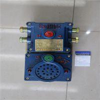 厂家直销KXH127矿用隔爆兼本安型声光语言信号装