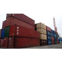广州企宇公司低价出售各类二手集装箱