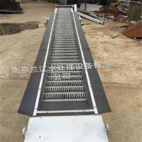 南京兰江GSHZ700型机械格栅除污机