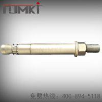 防震放松螺栓/自切底机械锚栓 带锁键 防松动 地铁专用