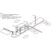 供应2017物流园专用的车导师品牌车牌识别停车场系统