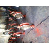 供应TXV碳钢对夹通风蝶阀D371W