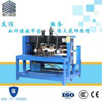 广州德力DNM-150K手动丝网排焊机 3头/多头网片焊机 丝网焊机 一机焊接多种网片