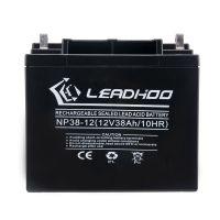 离网系统专用蓄电池 12V38ah 厂家直销