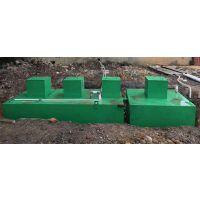 20吨每天一体化生活污水处理设备日丽厂家报道