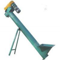 垂直上料输送机 水泥粉料提升机 沙子石子上料机