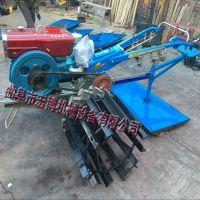 12马力手扶车 高效水田用打地机厂家 手扶式拖拉机