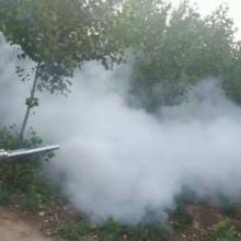 保质保量锂电池弥雾机 双管双化油器水冷水雾烟雾机两用