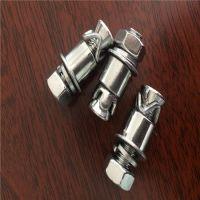 金聚进 泰州不锈钢背栓螺丝厂家 生产大理石幕墙配件敲击背栓8*32质量好