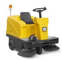 物业小区用哪种扫地机好?驾驶式扫地机的价格是多少?明诺驾驶式扫地机使用有实惠