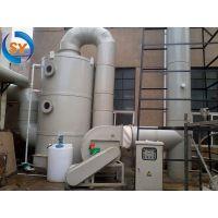 江苏2吨锅炉玻璃钢脱硫塔@首阳生产厂家设计SY-TL-2报价