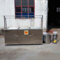 不锈钢环保油皮机,新疆专供,匠心机械