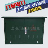 DFW-12/630A带开关型电缆分支箱 SF6分支箱带开关(开闭所)