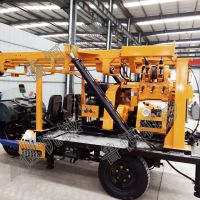 恒旺 HW-230地质勘探钻机 正循环液压水井钻机 厂家直销