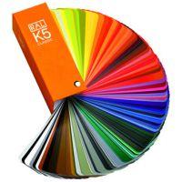 RAL色卡劳尔色卡欧标色卡国际标准色卡-新版K5