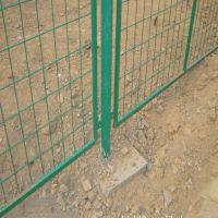 燊喆供应边框护栏网 双边框架护栏网 高速公路安全防护带框护栏
