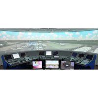 机场塔台模拟器、塔台模拟、塔台管制模拟系统、塔台视景模拟系统