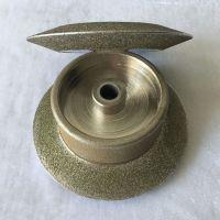 定做电镀金刚石CBN砂轮切割片支持来基体电镀返镀