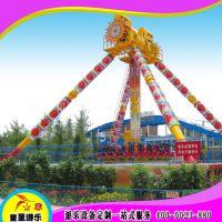 商丘童星游乐设备大摆锤是目前国际上流行的新型游乐项目